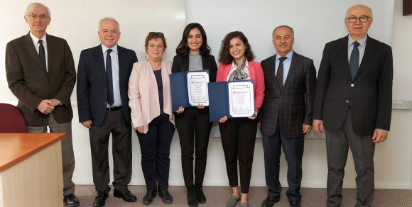 Bilsel Alisbah Fellowships Presented