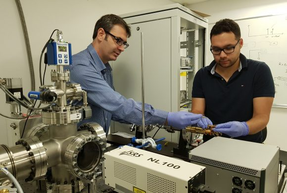 Nano-Machines Developed at the Department of Mechanical Engineering